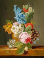 Rengarenk Çiçekler - CT-C-035