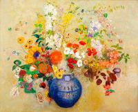 Rengarenk Çiçekler - CT-C-054