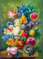 Rengarenk Çiçekler - CT-C-080