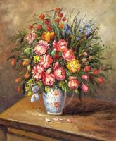 Rengarenk Çiçekler - CT-C-092