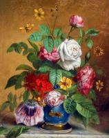 Rengarenk Çiçekler - CT-C-093