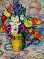 Rengarenk Çiçekler - CT-C-116