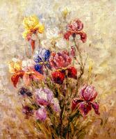 Rengarenk Çiçekler - CT-C-117