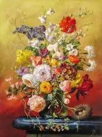 Rengarenk Çiçekler - CT-C-122
