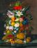Rengarenk Çiçekler ve Meyveler k0