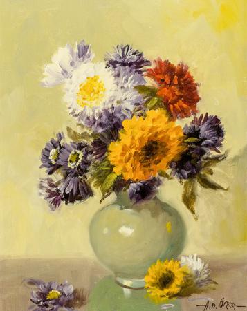 Renkli Çiçek Buketi 0