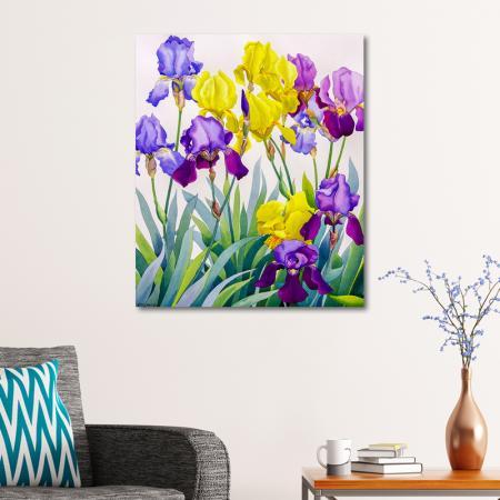 Renkli Çiçekler resim2