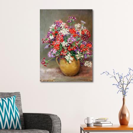 Renkli Çuha Çiçeği resim2