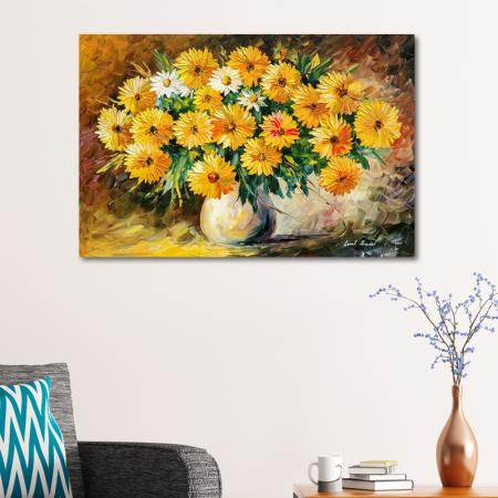 Sarı Papatyalar resim2