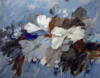 Soyut Çiçek - CT-C-245