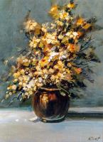 Soyut Çiçekler - CT-C-001