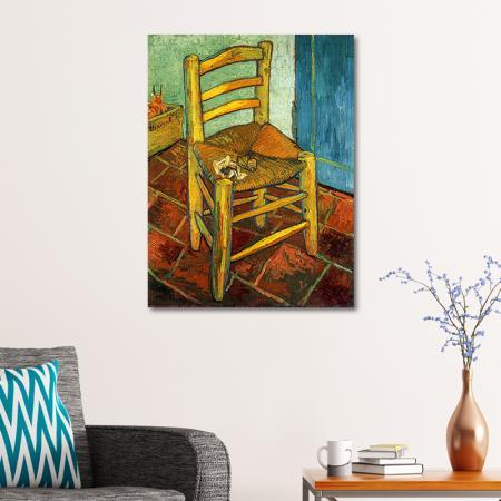 Van Gogh's Chair resim2