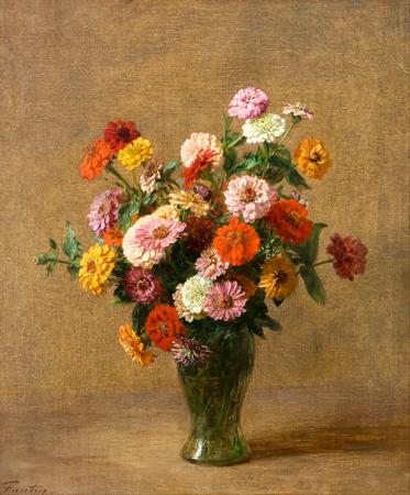 Vazodaki Bahar Çiçekleri 0