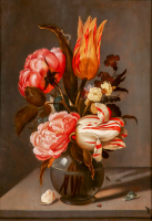 Vazodaki Çiçekler - CT-C-095