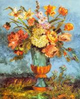 Vazodaki Çiçekler - CT-C-118