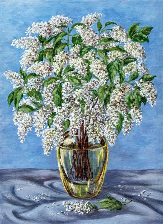 Vazodaki Sümbüller resim