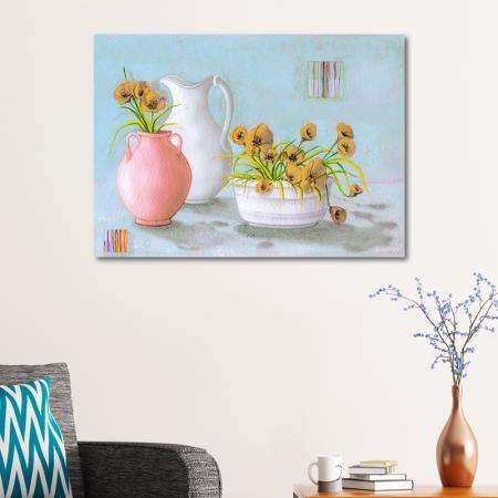 Vazolar ve Çiçekler resim2