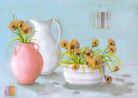 Vazolar ve Çiçekler - CT-C-047