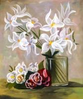 Zambak Çiçegi - CT-C-018