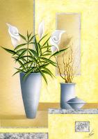 Zambak Çiçegi - CT-C-038