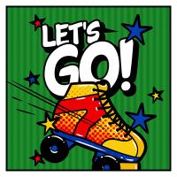 Let's Go - PT-C-008