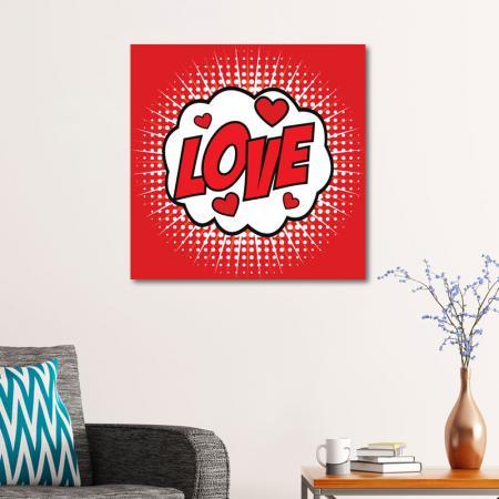 Love Popart resim2