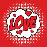 Love Popart - PT-C-004
