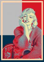 Marilyn Monroe - PT-C-011