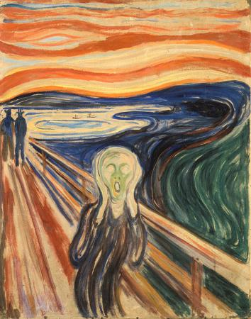Çığlık - The Scream resim
