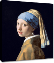 İnci Küpeli Kız - Girl with a Pearl Earring - UR-C-315
