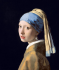 İnci Küpeli Kız - Girl with a Pearl Earring k0