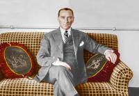 Atatürk Gülcemal Vapurunda - ATA-C-090