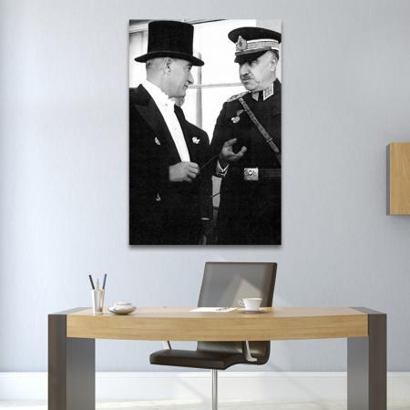Atatürk ve Fevzi Çakmak resim2