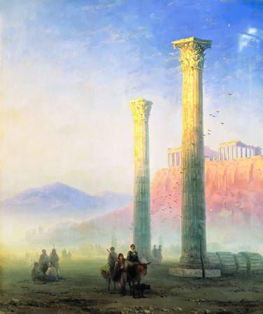 Atina Akropolü  resim