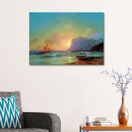 Deniz Köktebel Körfezi resim2
