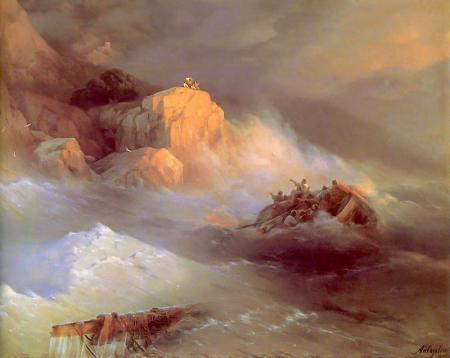 Gemi Kazası resim