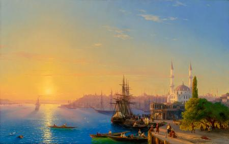 İstanbul resim