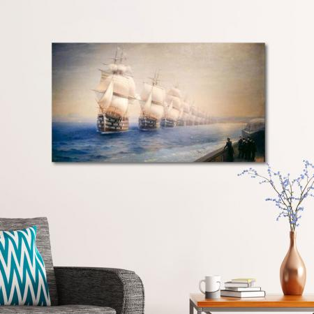 Karadeniz Donanmasının Teftişi resim2