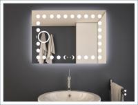 AYAZ20DL Dokunmatik Mercekli Işıklı Ayna - 75 X 120 cm - AYAZ20DL75120M