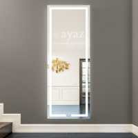 AYAZ3SL Işıklı Senörlü Boy Aynası - 60 X 160 cm - AYAZ3SL60160