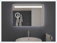 AYAZ4DL Dokunmatik Mercekli Işıklı Ayna - 75 X 100 cm - AYAZ4DL75100M